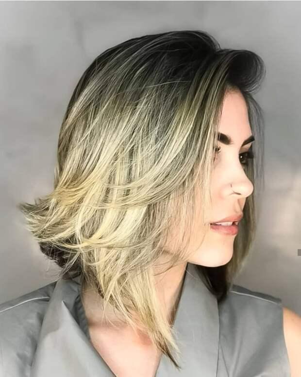 15 трендовых светлых стрижек на 2021 год для модных красоток