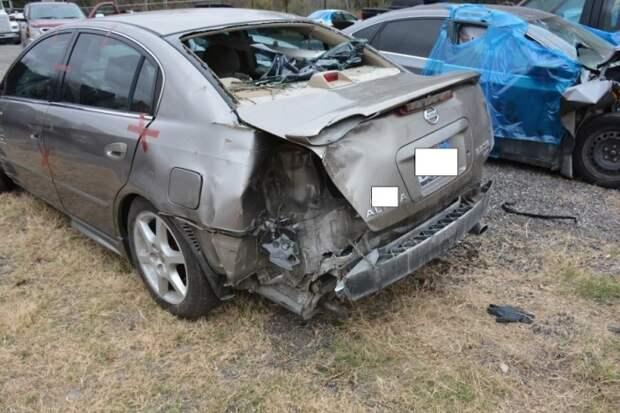 Бесследное исчезновение Джейсона Лэндри, пропавшего после того, как его машина врезалась в дерево