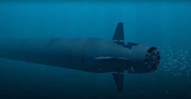 """Yahoo News Japan: Жителей Японии впечатлила мощь российской ядерной торпеды """"Посейдон"""""""