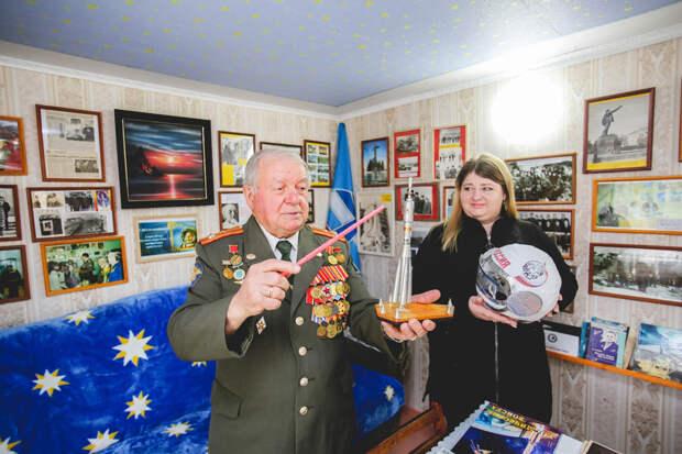 Ветеран Байконура рассказал о встрече с Гагариным