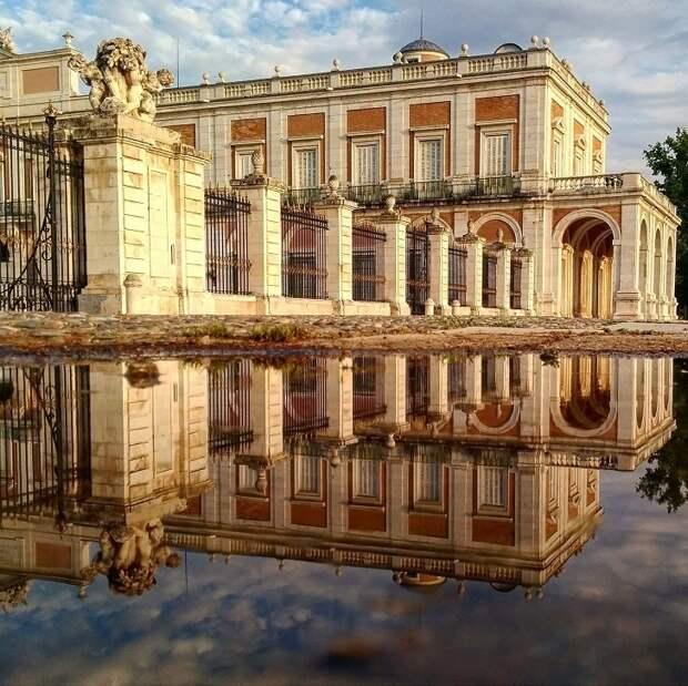 «Отразимая» красота: великолепные места, запечатленные в отражениях