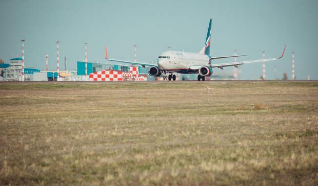 ВВолгограде экстренно сел самолет из Ростова-на-Дону