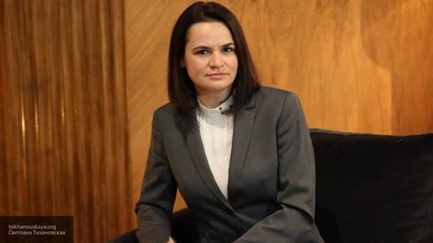 Тихановская опровергла информацию о приостановке выдачи виз белорусам
