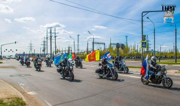 Тверские мотоциклисты в ожидании открытия нового мотосезона