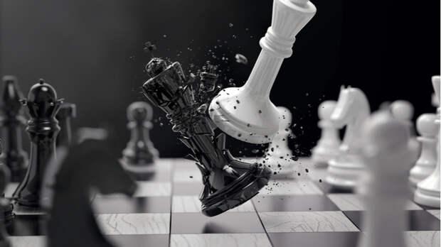 И до шахмат докопались