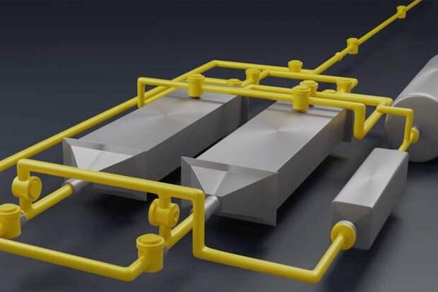 Батарея, которая поглощает углекислый газ из атмосферы