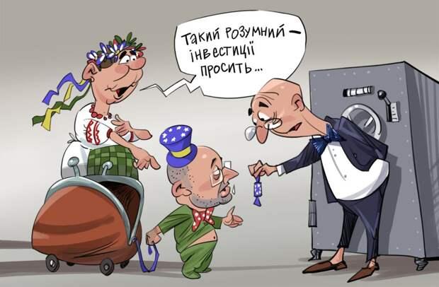 «Своя» арифметика украинского премьера