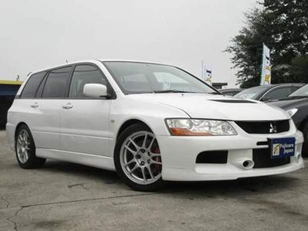 Коллекционный Lancer: редчайший «сарай» Mitsubishi в поисках нового гаража