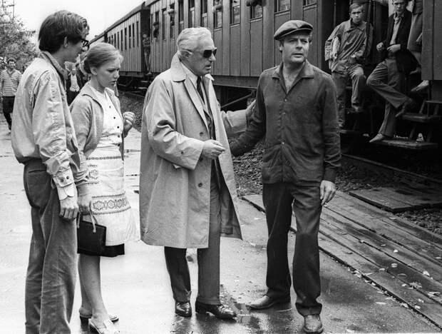 Как иностранные звезды снимались в советском кино