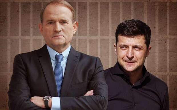Зеленскому придется просить Медведчука вести переговоры с РФ – Киквидзе