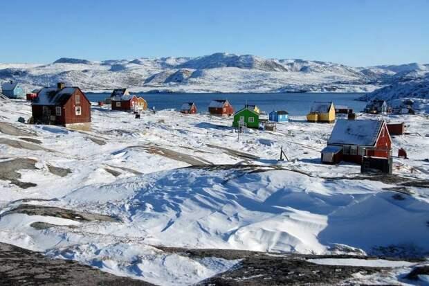 Вашингтон больше не рассматривает покупку Гренландии
