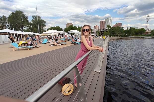 Прогноз погоды в Москве 14-20 июня 2021: В столицу идёт жара до +32