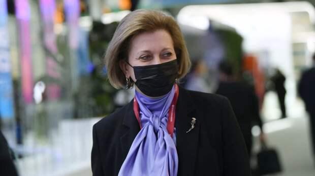 Попова высказалась об обязательной вакцинации от COVID-19 в регионах