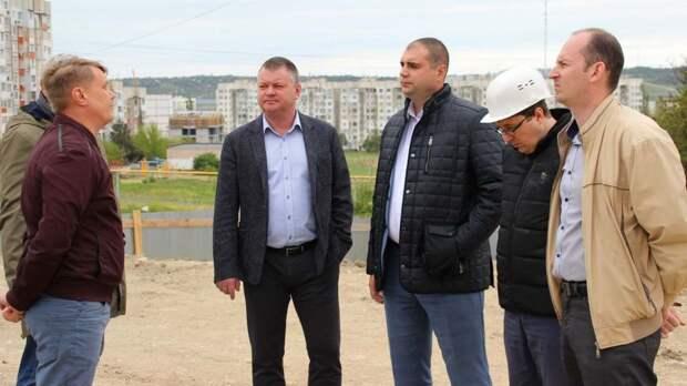 В Керчи приступили к строительству многоквартирного дома для депортированных граждан