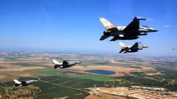 Авиация Израиля разрушила дом замглавы политбюро ХАМАС