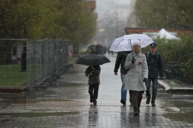 Вильфанд рассказал о «тоскливом» прогнозе для Центральной России