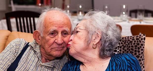 9. 99-летний мужчина развелся со своей 96-летней женой, потому что узнал, что она изменила ему в 1940 году. мужчины, факты