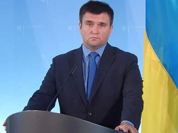 Климкин назвал «ударом под дых» отказ США от санкций против оператора «Северного потока-2»