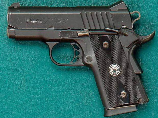 Известные пистолеты на базе 1911. Обзор по популярным моделям.