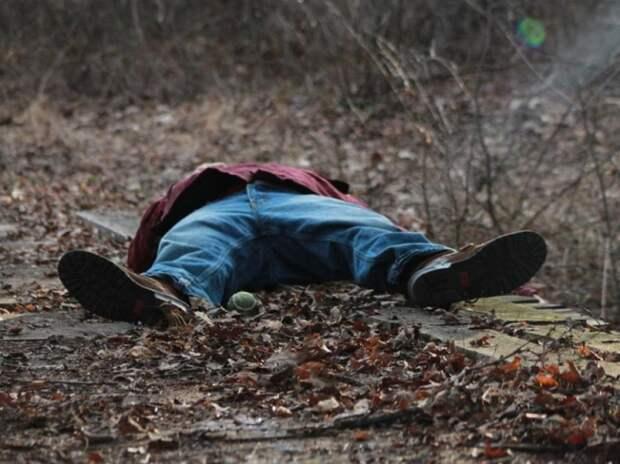 Заснувшего посреди дороги мужчину чуть не сбили в Тверской области