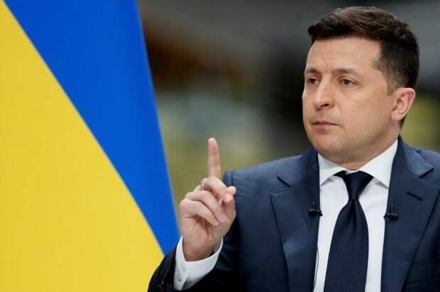 Зеленский призвал срочно решить вопрос со вступлением Украины в НАТО