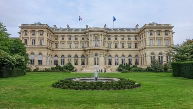 В МИД Франции заявили, что британские маневры у острова Джерси не впечатлили Париж