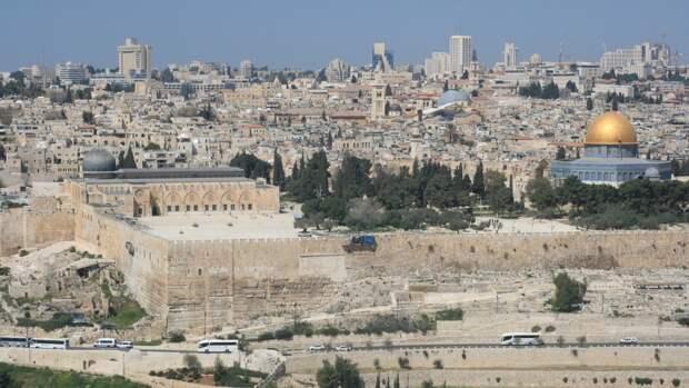 В Иерусалиме прошли массовые драки между евреями и арабами
