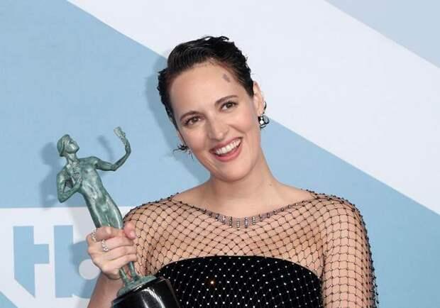 Объявлены лауреаты премии Гильдии актёров США