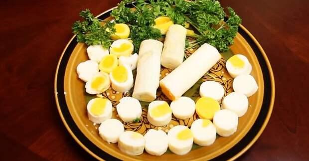 Растягиваем яйца в рулет: завтрак как в ресторане