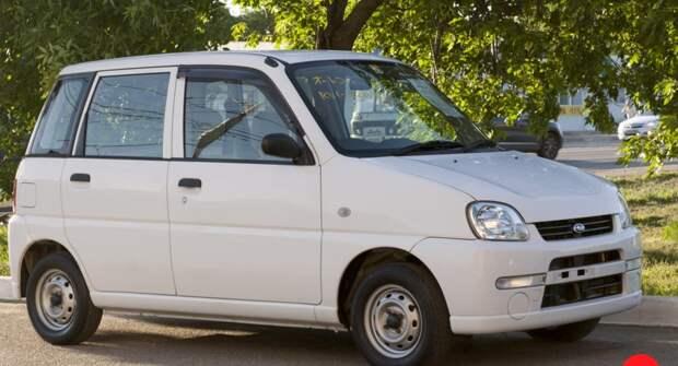 Subaru Pleo: Идеальный автомобиль для города