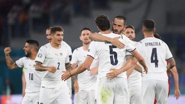 Сборная Италии установила рекорд всех времен