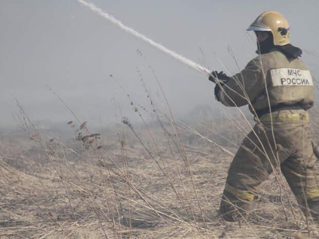 После пожара в омской деревне следственный комитет возбудил уголовное дело в отношении местных чиновников