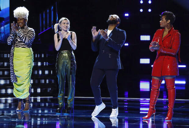 The Voice Recap: The Top 9 Revealed —Did Your Favorite(s) Make the Cut?
