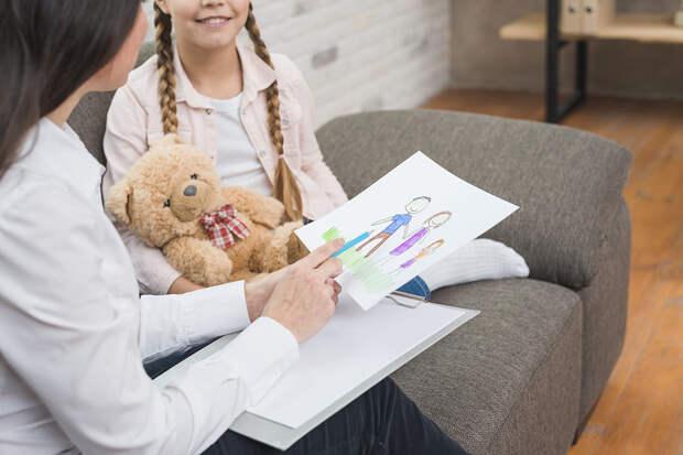 Это не просто каракули: о чём расскажут рисунки ваших детей