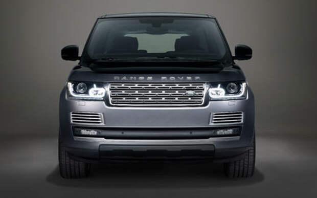 Range Rover возродит трехдверный внедорожник