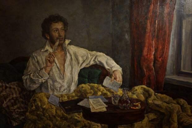 Статья о путешествии Пушкина в Арзрум