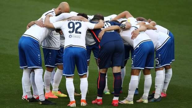 В «Тамбове» подтвердили, что игроки планируют бойкотировать матч со «Спартаком»: «Футболисты настроены решительно»