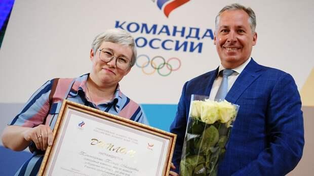 Алена Косторная вошла в десятку лучших спортсменов России, но не в сборную. Как вручали премию «Серебряная лань»