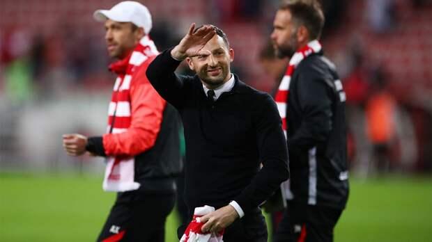 Цорн: «Поздравляю «Спартак» с отличным результатом в сезоне. Тедеско выполнил свою задачу в клубе»