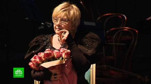 Народная артистка Ирина Соколова отпраздновала 80-летие бенефисом в родном ТЮЗе