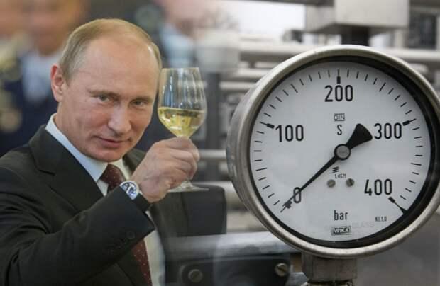 Forbes: Путин может пить шампанское, Европа сама себя загнала в энергокризис