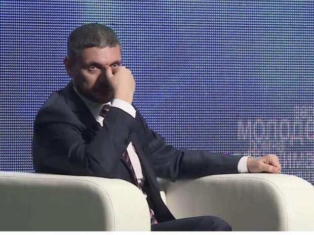 Губернатор Забайкалья Осипов продолжает падать в рейтинге