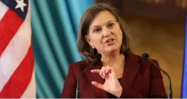Киев в ступоре - планируется визит Нуланд в Москву обсудить Украину без Украины и налаживать отношения США-Россия