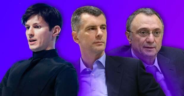 Названы 11 миллиардеров, разбогатевших во время коронавируса