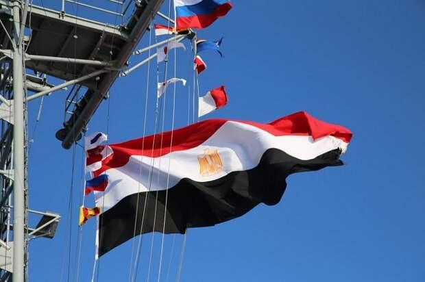 В Новороссийске проходят российско-египетские морские учения