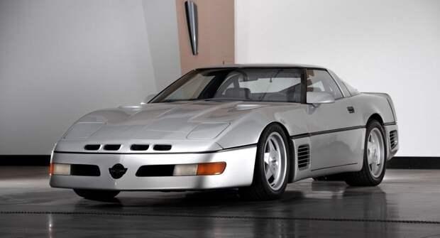 Corvette, установивший рекорд скорости в 1988 году, уйдет с молотка