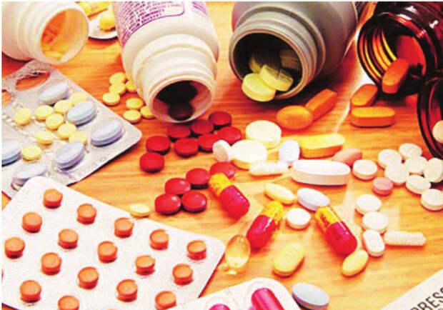В Новороссийске обмениваются лекарствами от коронавируса