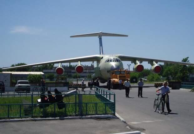 Последний ИЛ-76