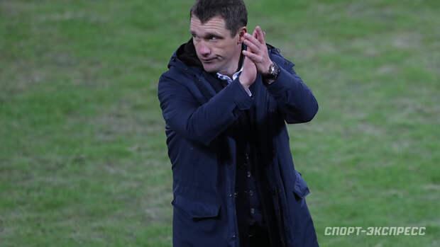 Гончаренко объяснил, почему «Краснодар» упустил победу вматче с «Зенитом»