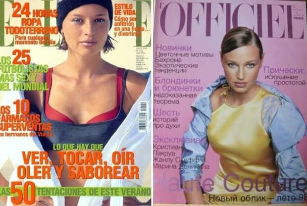 Как сложились судьбы российских топ-моделей из 90-х за рубежом